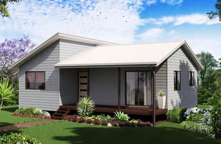 Kit homes roma new homes roma for New build 2 bedroom house