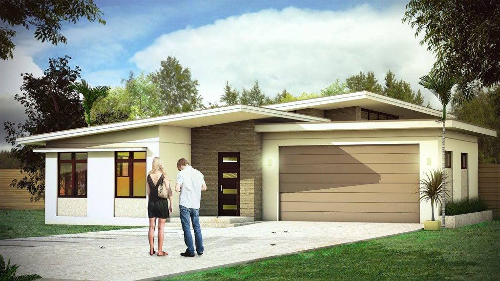 Kit homes granny flats modular homes stronger for 2 bedroom homes to build