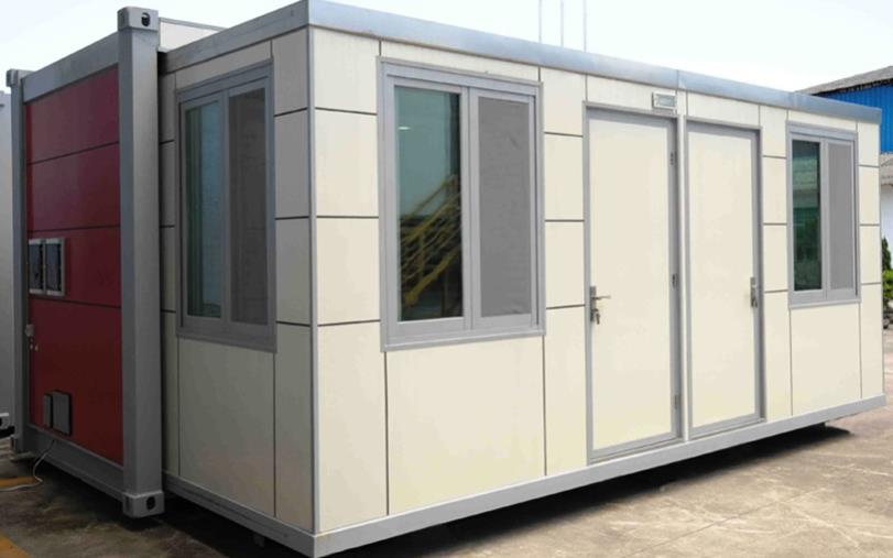 Shipping container homes expandable containers for Shipping container kit homes