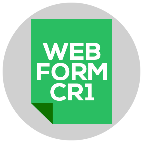 iBuild web Form CR1