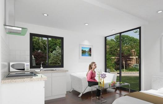 Prefab Homes Expansion Homestead