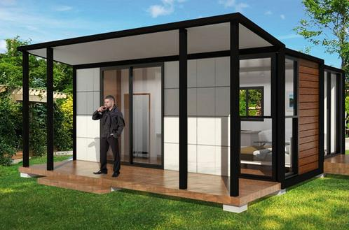 Modular portable homes home design for Modular granny flat california