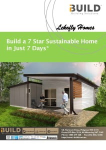 iBuild Lekofly modular home Cabins and granny flats