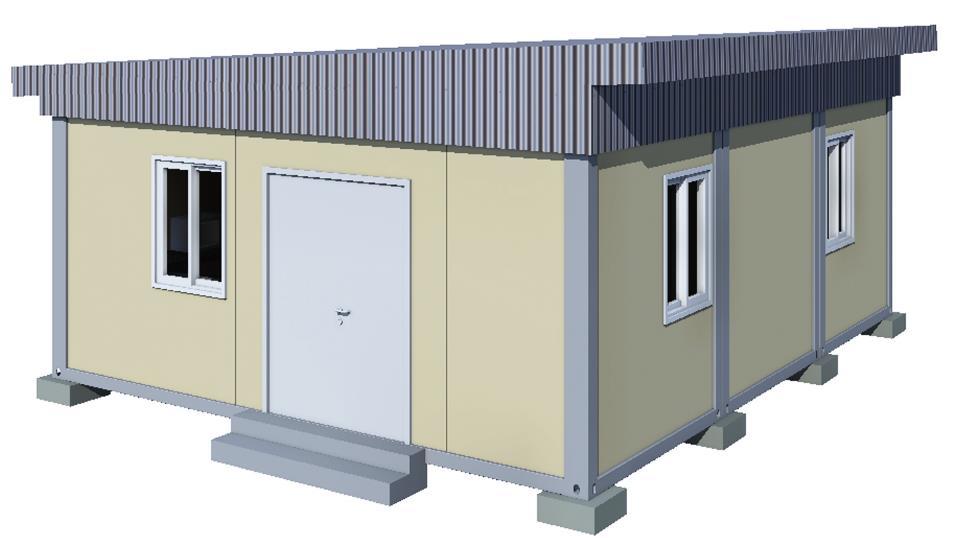 TransPack eco cabin P111C