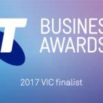 iBuild Named 2017 Telstra Business Awards Finalist