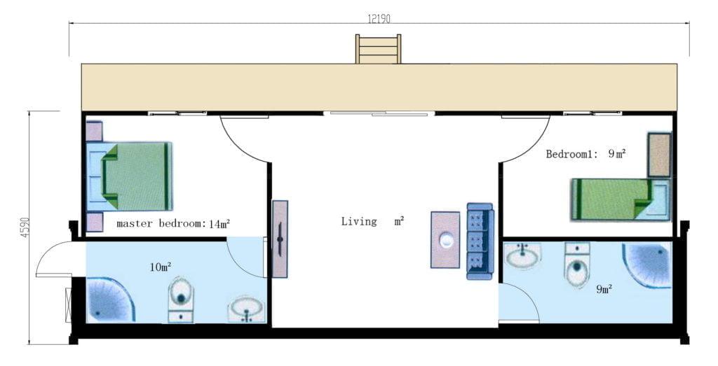 Modular Houses T221H