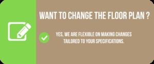 Flexible on home customisation