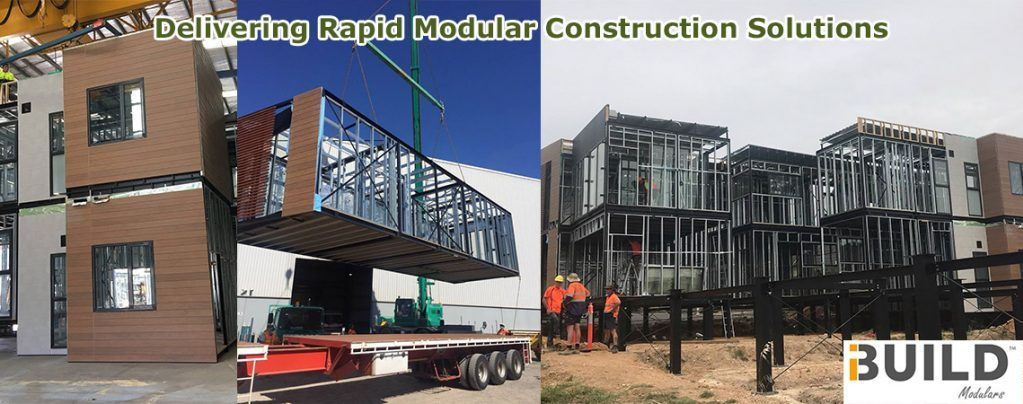 Rapid Modular Construction Solutions
