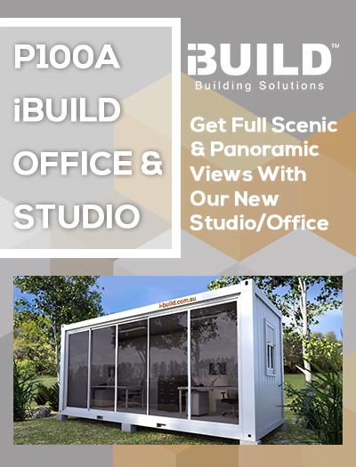 iBuild Portable Buildings