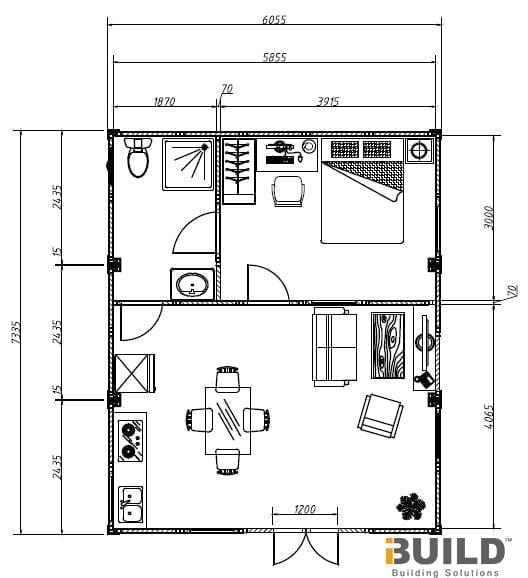 P111F Floor Plan