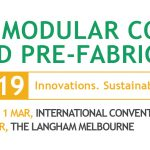 The 4th Modular Construction and Pre-Fabrication ANZ 2019 Conference
