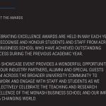 Rewarding Excellence: Monash Celebration Of Excellence Awards