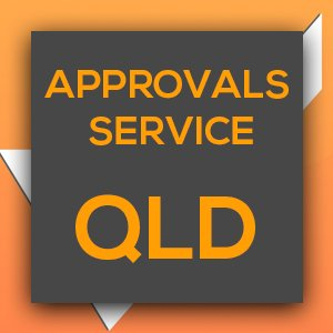 Approvals Service Icon-qld