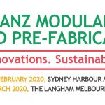 The 5th Modular Construction and Pre-Fabrication ANZ 2020 Conference